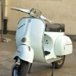 1969 Vespa 150 Sprint Scooter
