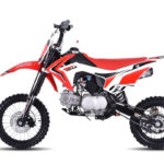DHZ Outlaw 150 Dirt Bike