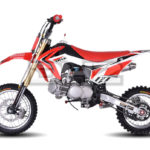 DHZ Outlaw 160LR Dirt Bike