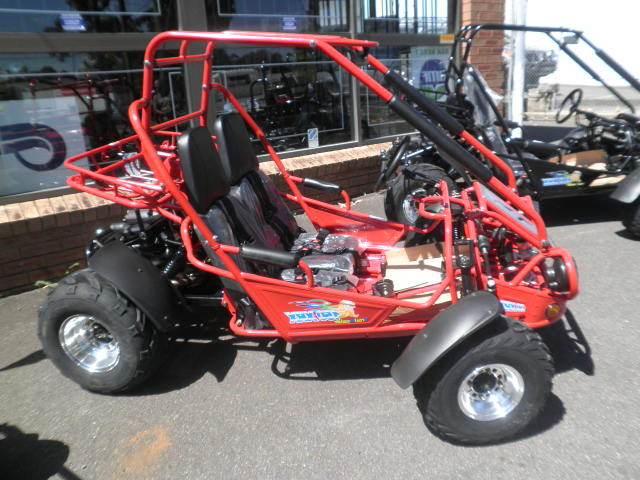 Trail Master 150 Buggy