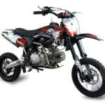 PitsterPRO LXR190, Daytona Anima 190FDX Engine, Nitro Circus Edition Pit Bike