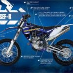 Sherco 250 SEF-R Enduro Bike