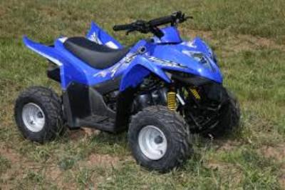 Kymco Mongoose 90 S Quad