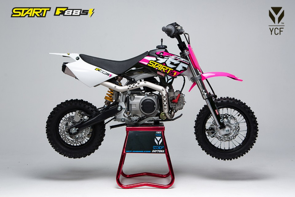 ycf start kids f88s dirt bike proracer west gosford. Black Bedroom Furniture Sets. Home Design Ideas
